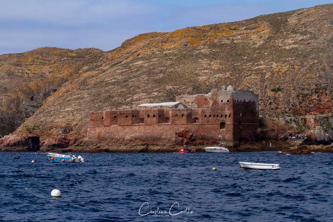 Berlengas - Forte de São João Baptista