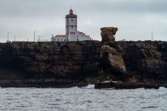 Cabo Carvoeiro - Farol e Nau dos Corvos