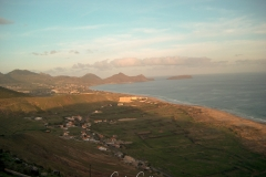 Sul da Ilha de Porto Santo