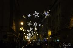 Luzes de Natal - Rua da Prata