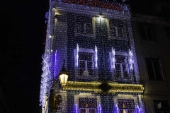 Luzes de Natal - Casa Portuguesa dos Pasteis de Bacalhau