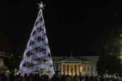 Luzes de Natal - Rossio, Teatro D. Maria