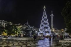 Luzes de Natal - Rossio