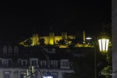 Luzes de Natal - Castelo de São Jorge