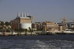 Passeio de barco á Trafaria - Museu da Electricidade