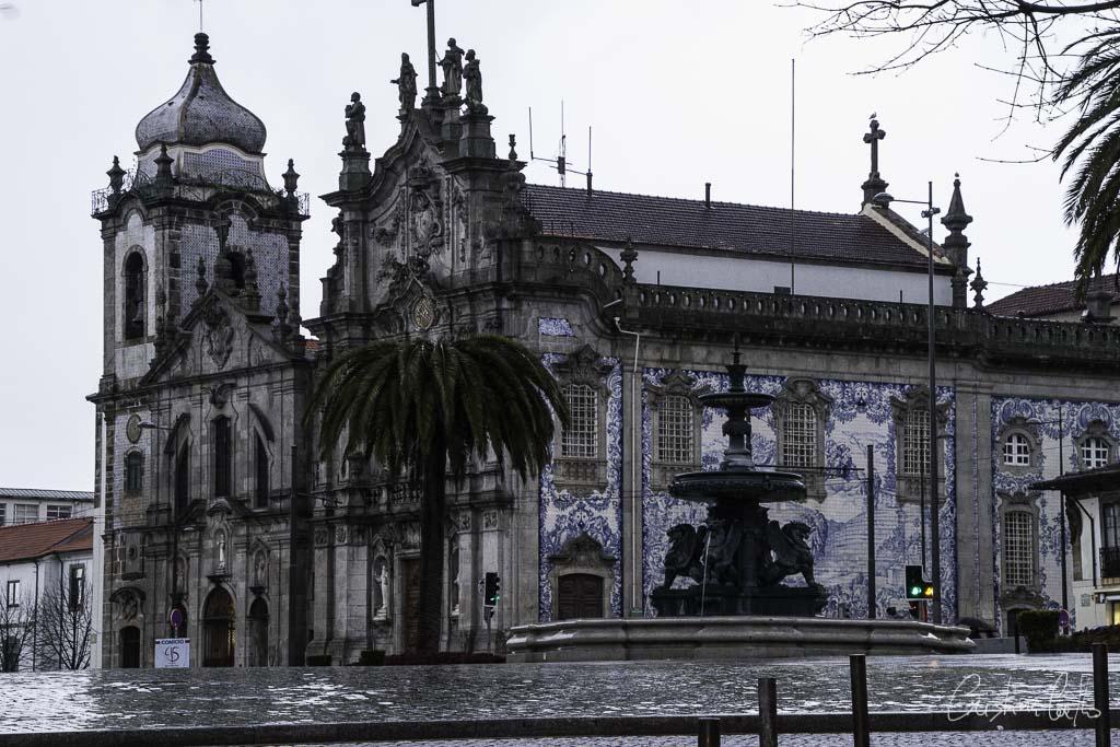Porto - Igreja do Carmo