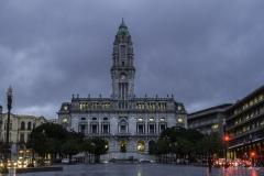 Porto - Av. Aliados - Câmara Municipal