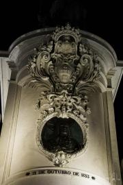 Terreiro do Paço - Estátua de D. José