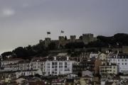 Vista sobre Lisboa - Castelo de São Jorge