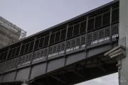 Ponte do Elevador de Santa Justa sobre a Rua do Carmo