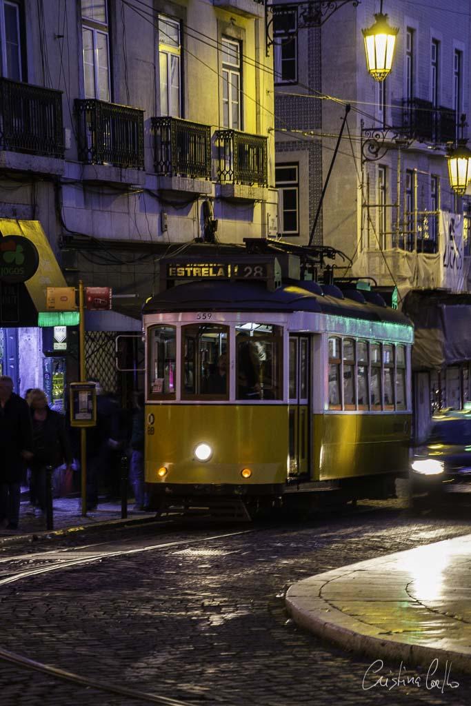 Largo do Camões - Eléctrico 28