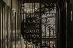 Escadas do Elevador de Santa Justa
