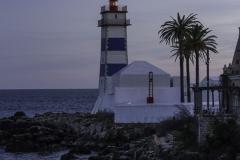 Cascais - Farol de Santa Marta
