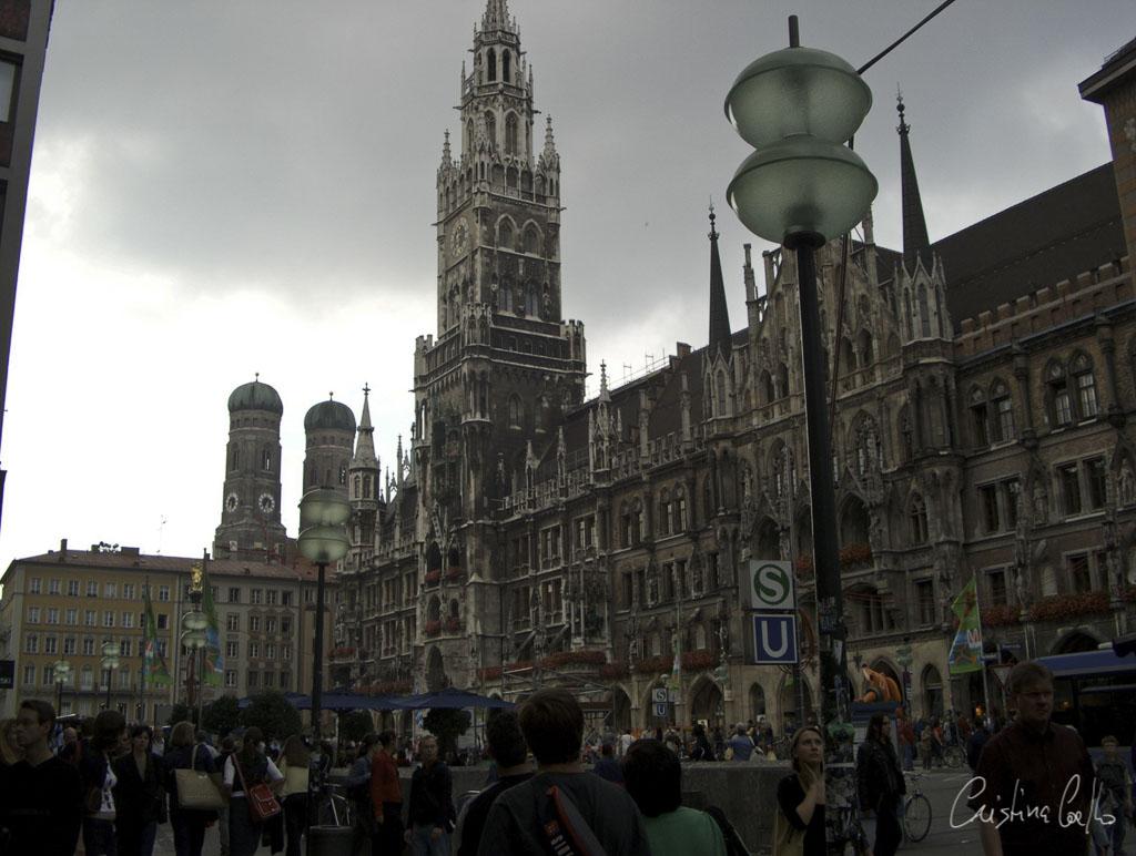MarianPlatz em Munique